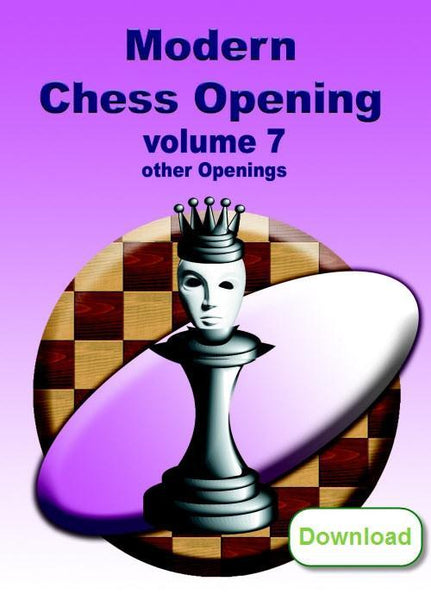 Modern Chess Opening 7: other openings (download) - Software - Chess-House