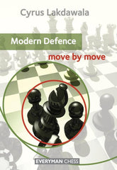Modern Defence: Move by Move - Lakdawala - Book - Chess-House