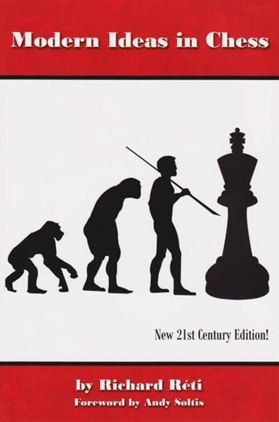 Modern Ideas in Chess - Reti - Book - Chess-House
