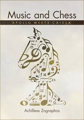 Music and Chess: Apollo Meets Caissa - Zographos - Book - Chess-House