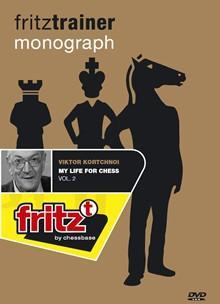 My Life for Chess Vol. 2 - Kortchnoi - Software DVD - Chess-House