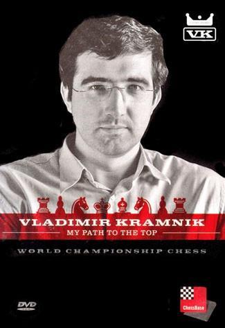 My Path to the Top - Kramnik - Software DVD - Chess-House