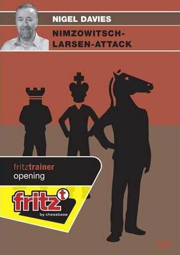 Nimzowitsch Larsen-Attack - Davies - Software DVD - Chess-House