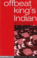Offbeat King's Indian - Panczyk - Book - Chess-House