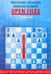Open Files - Uhlmann - Book - Chess-House