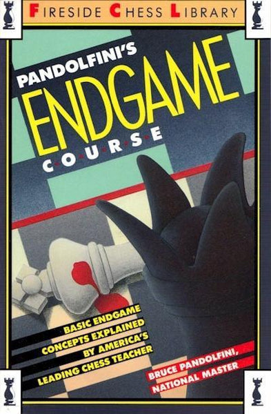 Pandolfini's Endgame Course - Pandolfini - Book - Chess-House