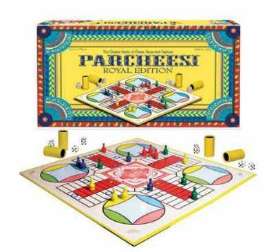 Parcheesi Royal Edition - Game - Chess-House