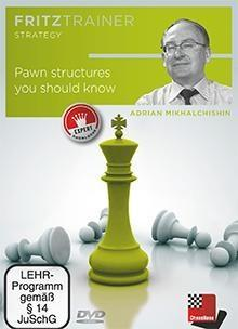 Pawn Structures You Should Know - Mikhalchishin - Software DVD - Chess-House
