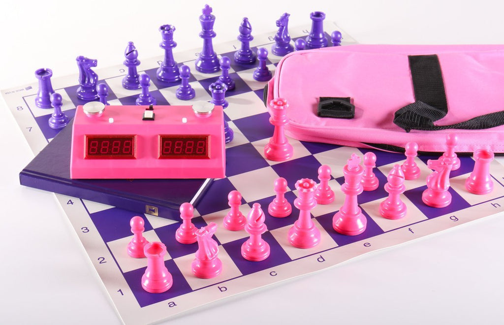 Pink Purple All-in-1 Color Combo – Chess House