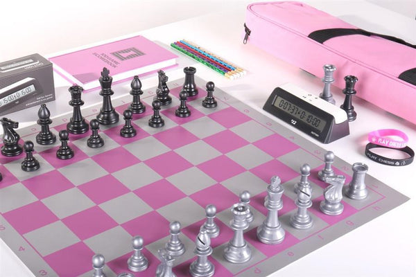 Colorful Chess Set Combos