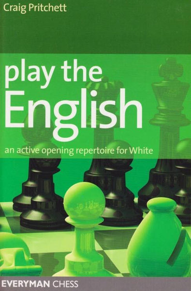Play the English - Pritchett - Book - Chess-House