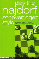Play the Najdorf: Scheveningen Style - Emms - Book - Chess-House