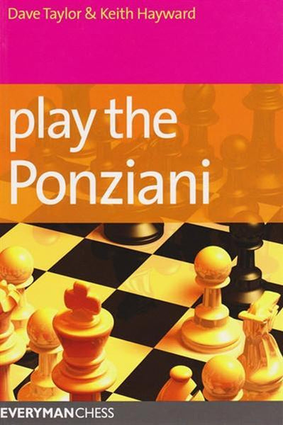 Play the Ponziani - Taylor / Hayward - Book - Chess-House