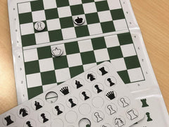 Pocket Chess - FREE with First Order $20+ Chess Set