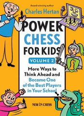 Power Chess for Kids 2 - Hertan - Book - Chess-House