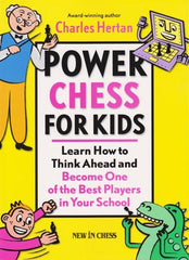 Power Chess for Kids - Hertan - Book - Chess-House