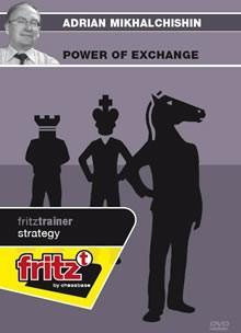 Power of Exchange - Mikhalchishin - Software DVD - Chess-House