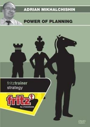 Power of Planning - Mikhalchishin - Software DVD - Chess-House