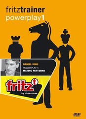 Powerplay 1 - Mating Patterns - King - Software DVD - Chess-House