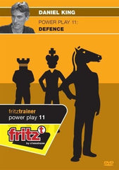Powerplay 11 - Defence - King - Software DVD - Chess-House