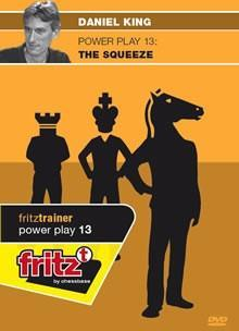Powerplay 13 - The Squeeze - King - Software DVD - Chess-House