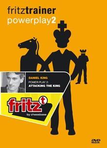 Powerplay 2: Attacking the King (DVD) - King - Software DVD - Chess-House