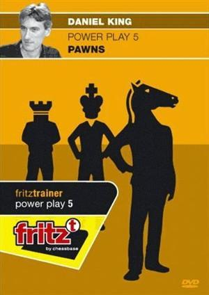 Powerplay 5: Pawns (DVD) - King - Software DVD - Chess-House