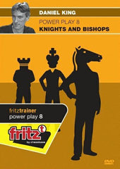 Powerplay 8 - Knights and Bishops - King - Software DVD - Chess-House