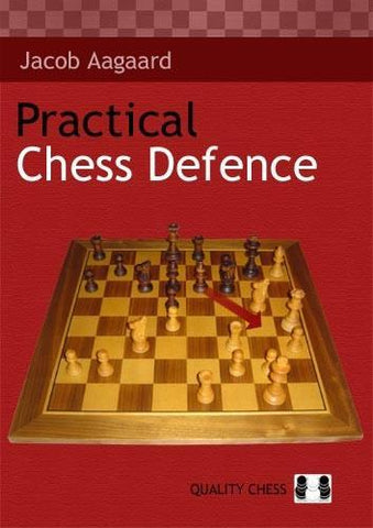 Practical Chess Defense - Aagaard - Book - Chess-House