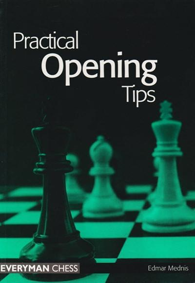 Practical Opening Tips - Mednis - Book - Chess-House