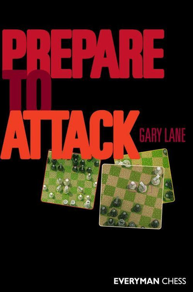 Prepare to Attack - Lane - Book - Chess-House