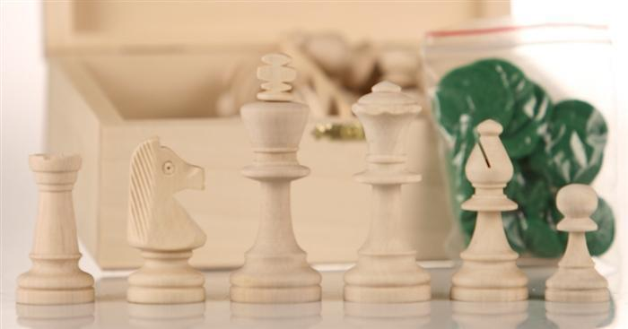 projects ideas metal chess pieces. Project  Finish Ready Paintable Chess Pieces 3 5 8 with Box