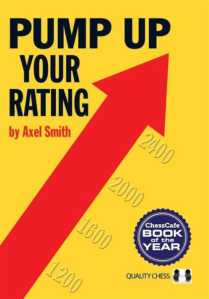 Pump Up Your Rating - Smith - Book - Chess-House