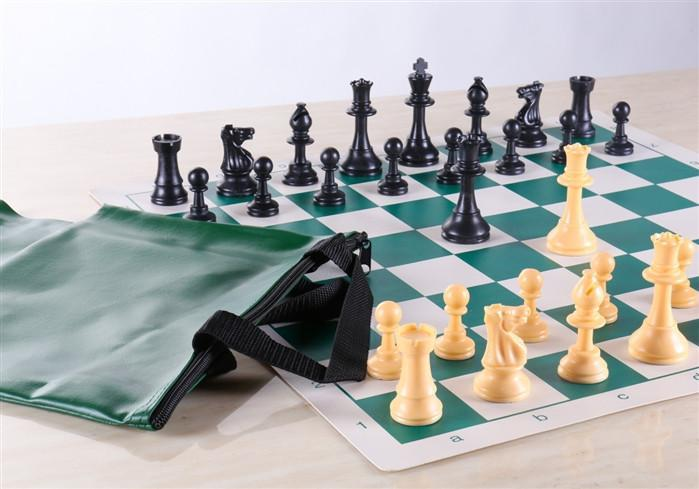 Quality Regulation Chess Set Combo