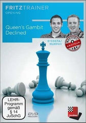 Queen's Gambit Declined - D'Costa /  Murphy - Software DVD - Chess-House
