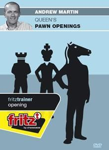 Queen's Pawn Openings - Martin - Software DVD - Chess-House
