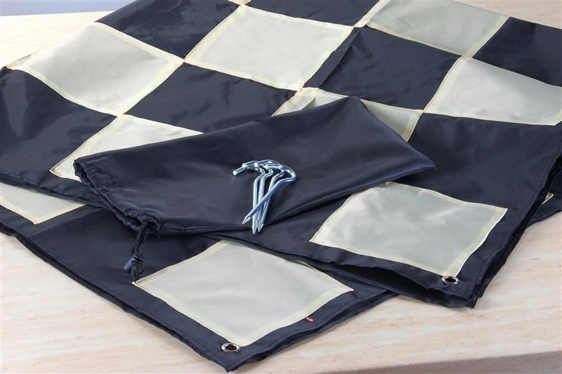Quick-fold Mat for 16in Giant Chess
