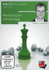 Realizing an Advantage - Tiviakov - Software DVD - Chess-House