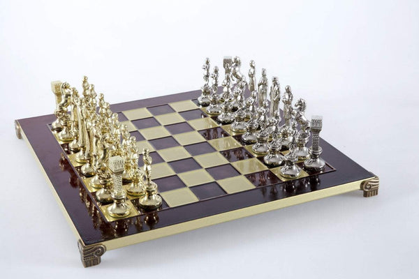 Renaissance Chess Set - 14""
