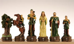 Robin Hood Chess Pieces II - Piece - Chess-House