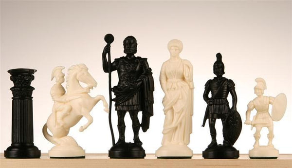 Roman Chess Pieces - Piece - Chess-House