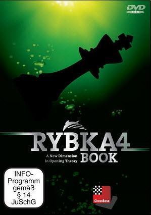 Rybka 4 Openings Book (DVD) - Software DVD - Chess-House