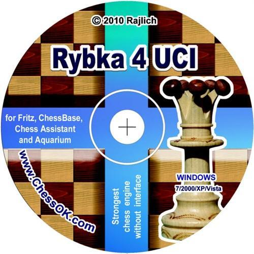 Rybka 4 UCI (for download) - Software - Chess-House