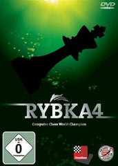 Rybka 4 World Champion Chess Software - Software DVD - Chess-House