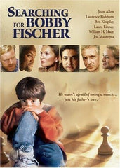 Searching for Bobby Fischer (DVD) -- CURRENTLY UNAVAILABLE - Movie DVD - Chess-House