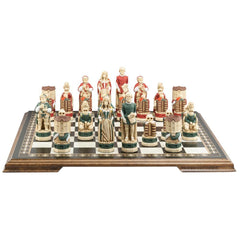 Shakespeare - Hand Painted - Piece - Chess-House