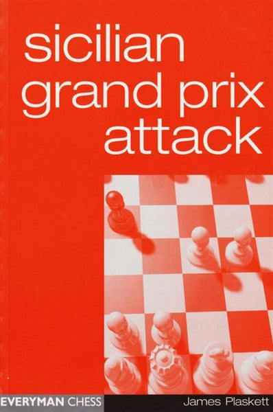 Sicilian Grand Prix Attack - Plaskett - Book - Chess-House
