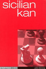 Sicilian Kan - Emms - Book - Chess-House