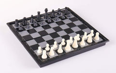 "SINGLE REPLACEMENT PIECES: 7 3/4"" Magnetic Travel Chess Set Parts"
