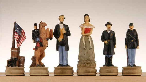 SINGLE REPLACEMENT PIECES: Civil War Chess Pieces II Piece